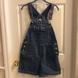 Bum Equipment Jeans Shorts-overall-Vintage